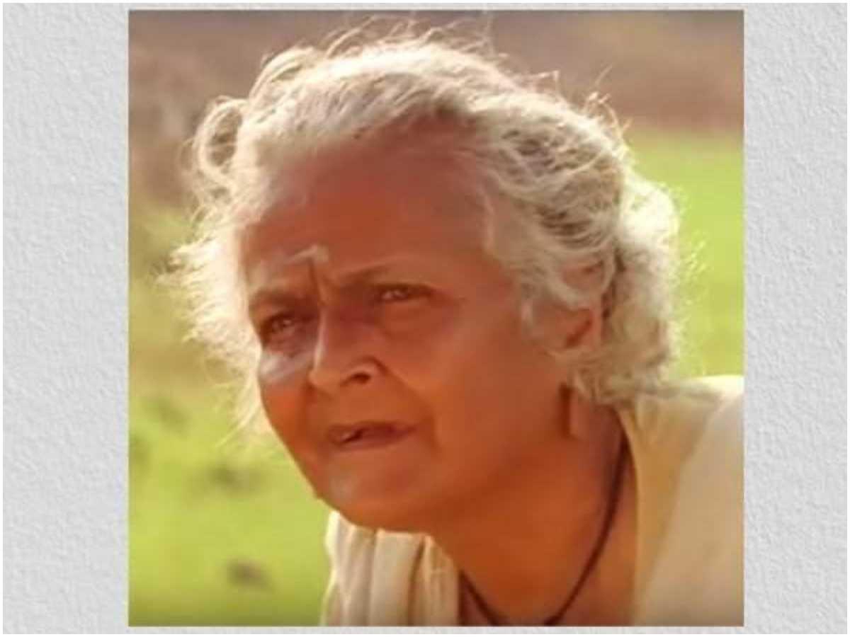 'കന്മദം' ചിത്രത്തിലെ മുത്തശ്ശി ശാരദ അന്തരിച്ചു