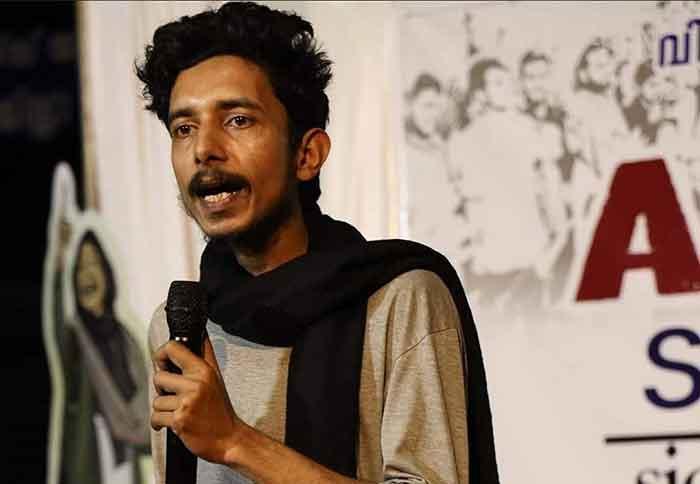 പൗരത്വസമര നേതാവ് ഷര്ജീല് ഉസ്മാനി ജയില് മോചിതനായി