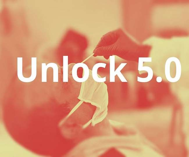 സ്കൂളുകള് തുറക്കാം; അണ്ലോക്ക് 5.0 മാര്ഗനിര്ദേശങ്ങള് പുറത്തിറക്കി