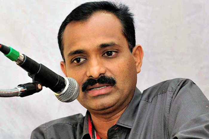 സംസ്ഥാന നേതാവ് വിവി രാജേഷിനെ 'ഒതുക്കി'; പൂജപ്പുര വാര്ഡില് മത്സരിക്കും