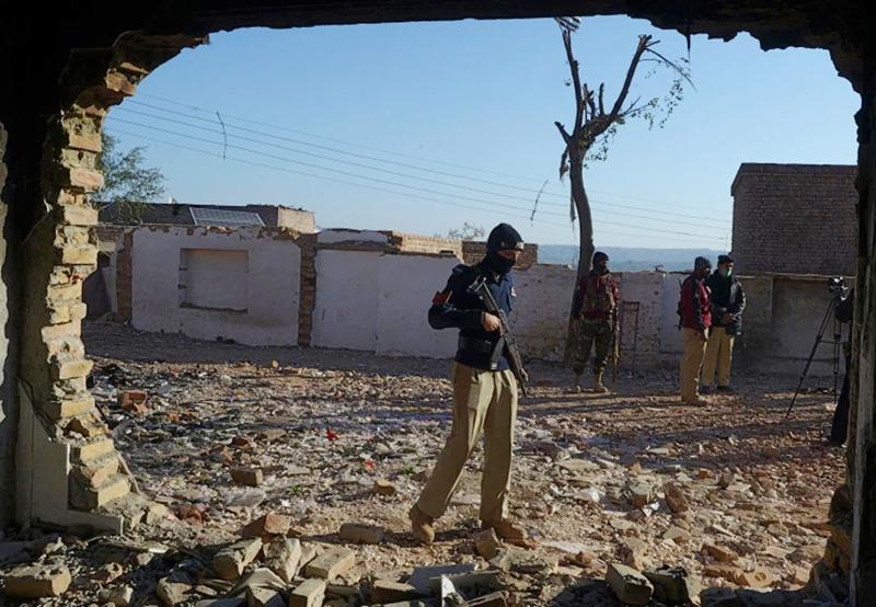 പാകിസ്താനിൽ തകർക്കപ്പെട്ട ഹിന്ദു ക്ഷേത്രം സർക്കാർ ചെലവിൽ പുനർനിർമിക്കുന്നു