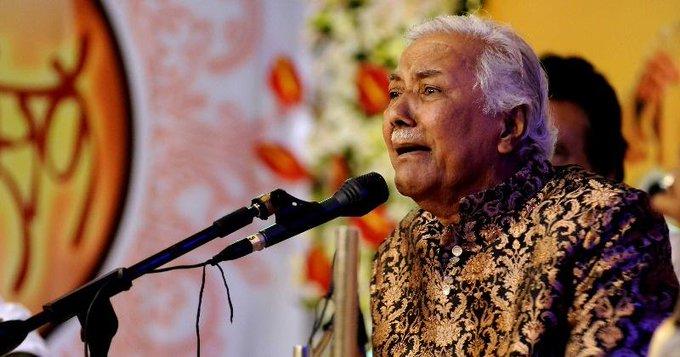 ഉസ്താദ് ഗുലാം മുസ്തഫ ഖാന് അന്തരിച്ചു
