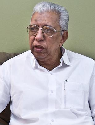 മുതിര്ന്ന കോണ്ഗ്രസ് നേതാവ് ഇ.വി. ഉസ്മാന് കോയ അന്തരിച്ചു