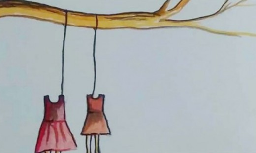 'നീതി വേണം'; തലമുണ്ഡനം ചെയ്ത് പ്രതിഷേധിച്ച് വാളയാര് പെണ്കുട്ടികളുടെ അമ്മ
