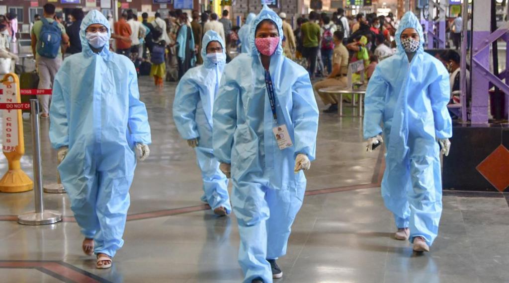 മഹാരാഷ്ട്രയില് 58,924പേര്ക്ക് കൂടി കോവിഡ് സ്ഥിരീകരിച്ചു